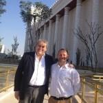 Rabbi Adrian Gottfried, Amichai Lau-Lavie Temple of Solomon